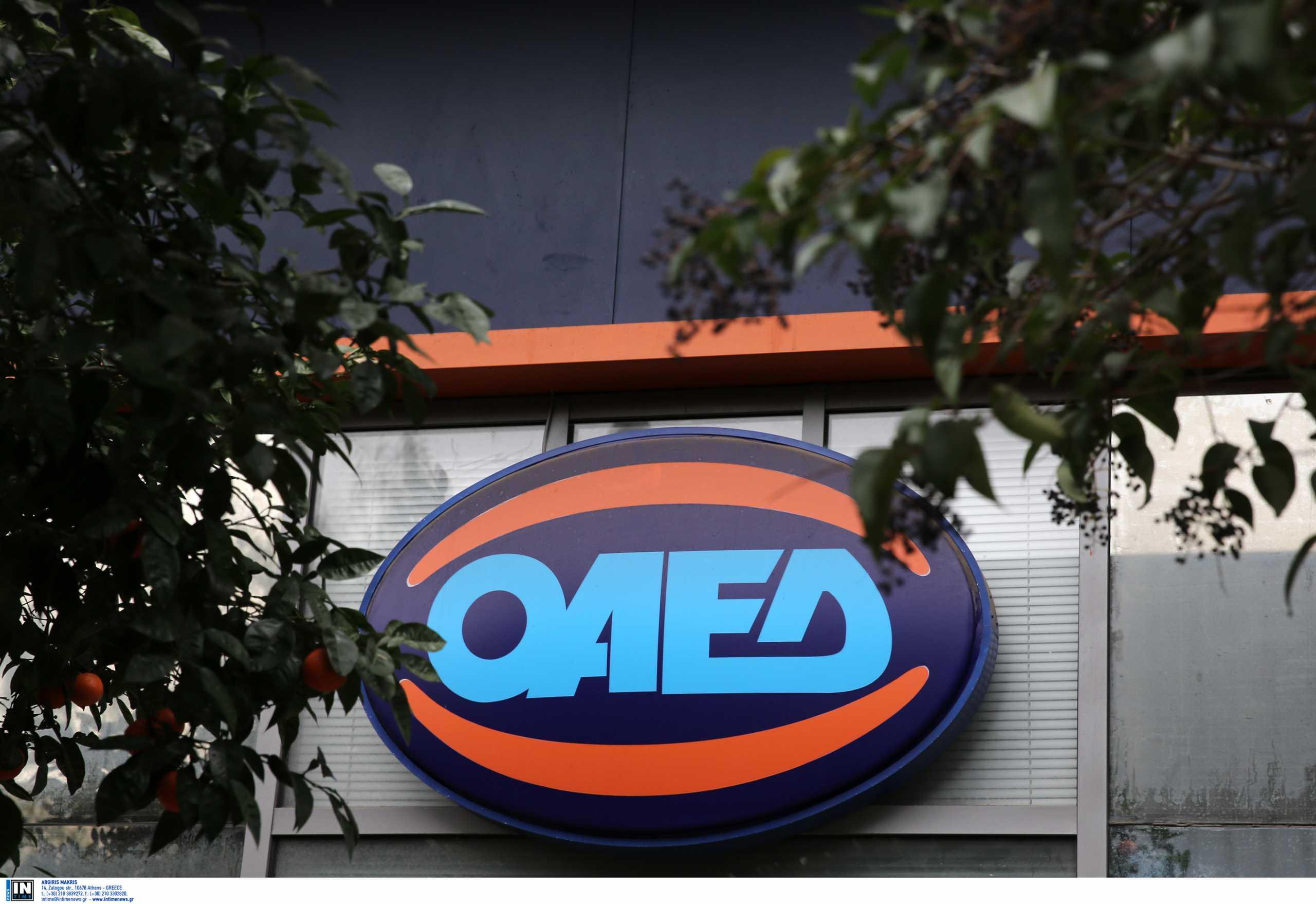ΟΑΕΔ: Μέχρι αύριο οι αιτήσεις για πρόγραμμα 5.000 ανέργων έως 29 ετών