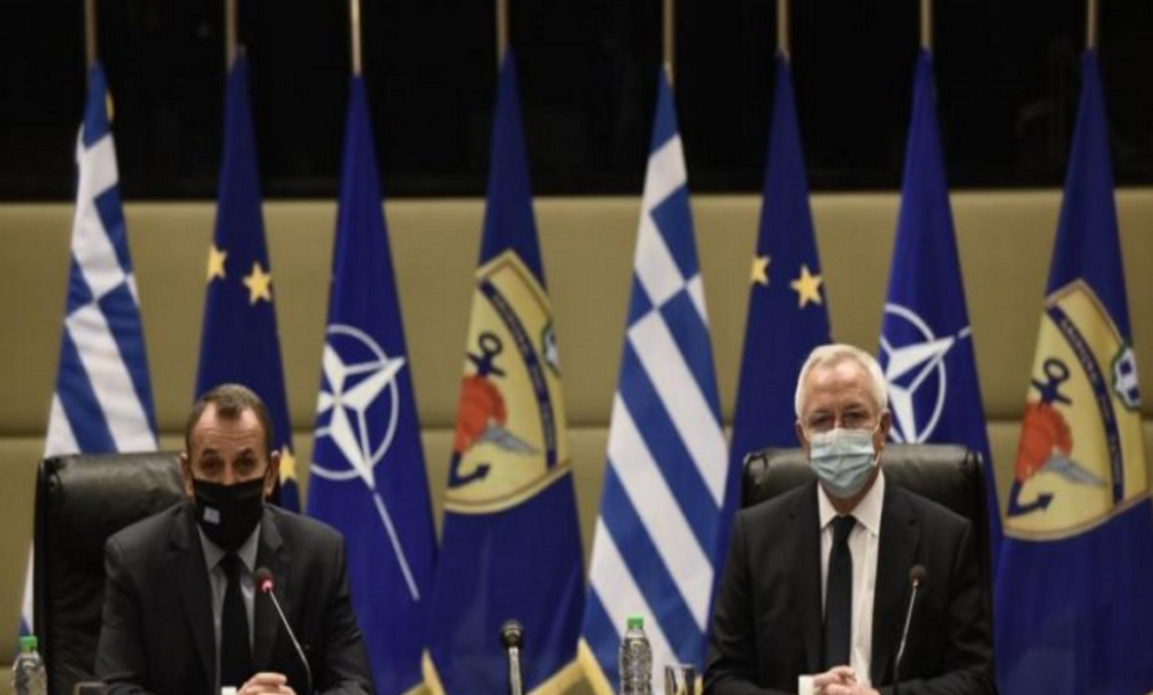 Τεράστια δωρεά για τις επιχειρησιακές ανάγκες των ΕΔ παρέλαβε ο ΥΕΘΑ Παναγιωτόπουλος