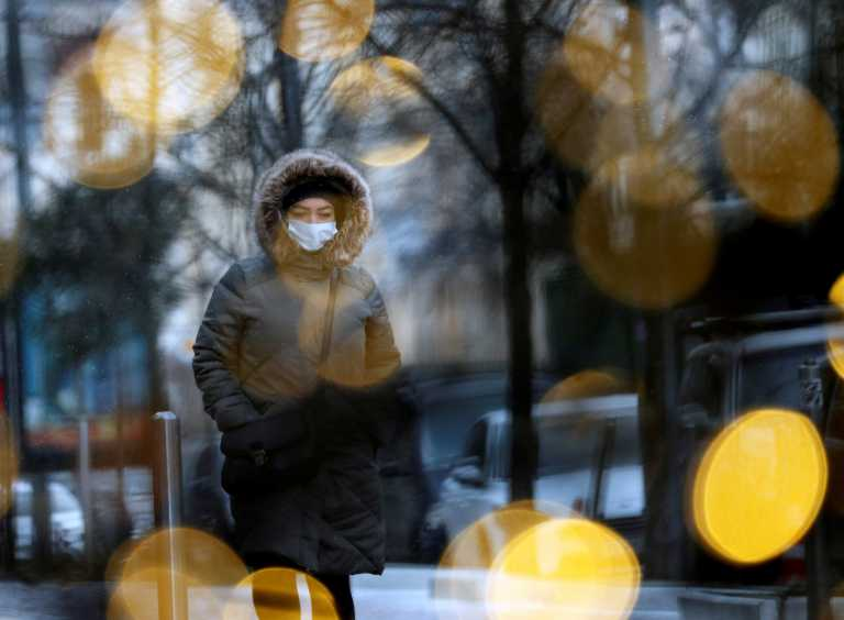 Ουκρανία: 4.385 κρούσματα κορονοϊού και 75 θάνατοι το τελευταίο 24ωρο