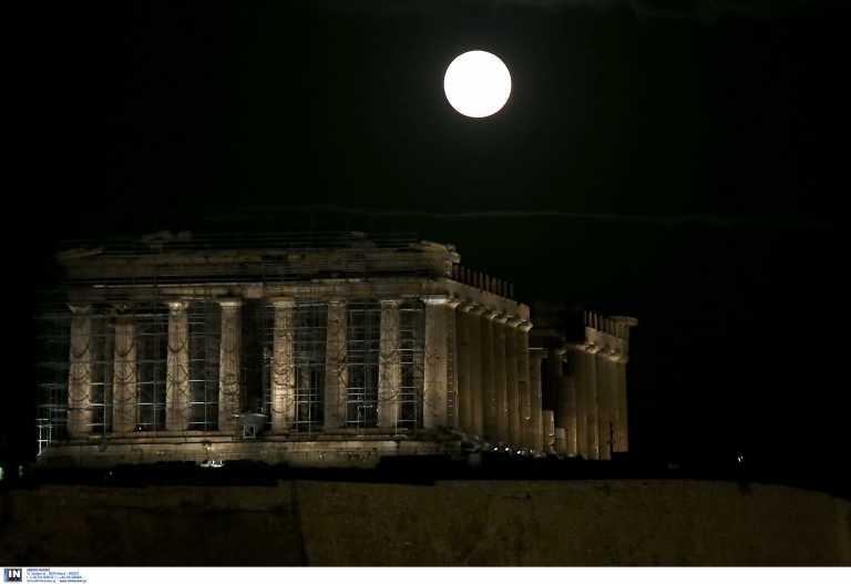 Πανσέληνος Δεκεμβρίου: Το τελευταίο ολόγιομο φεγγάρι του 2020 (pics)