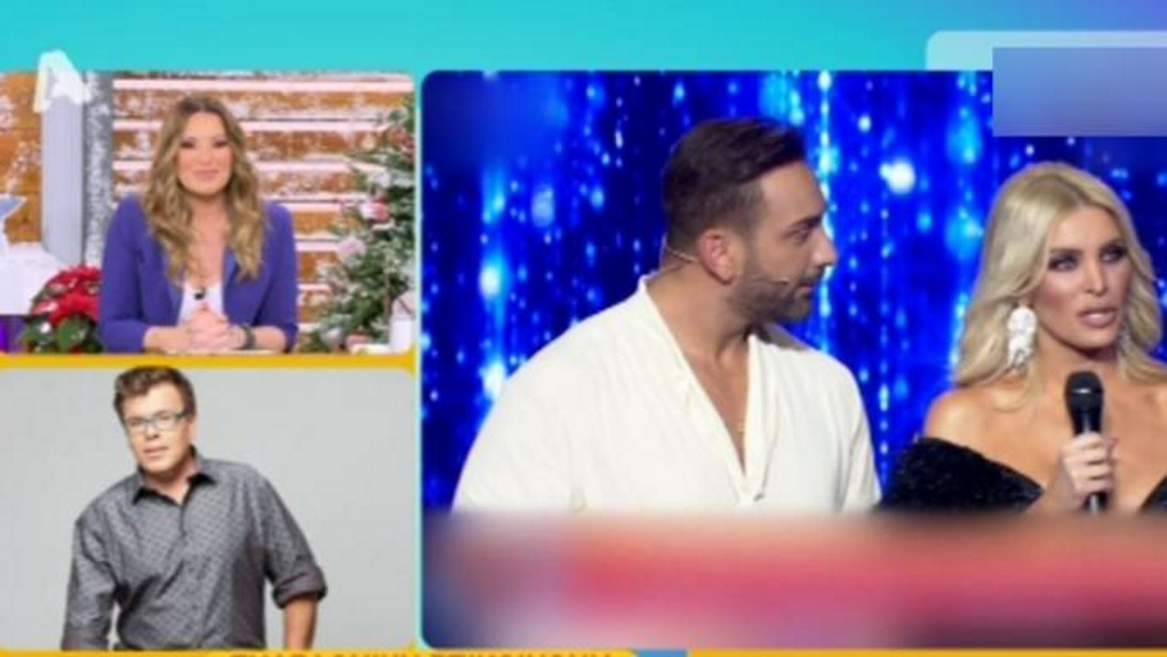 Ο Δημήτρης Παπανώτας απάντησε on air στη Γερμανού για Καινούργιου – Μουτσινά!