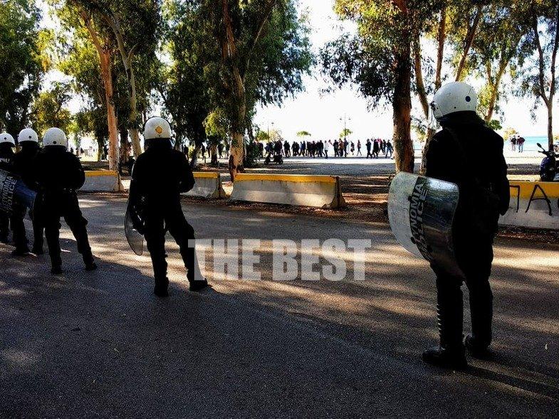 Αλέξανδρος Γρηγορόπουλος: Μυρίζει μπαρούτι στην Πάτρα! ΜΑΤ απέναντι σε αντιεξουσιαστές (Βίντεο)