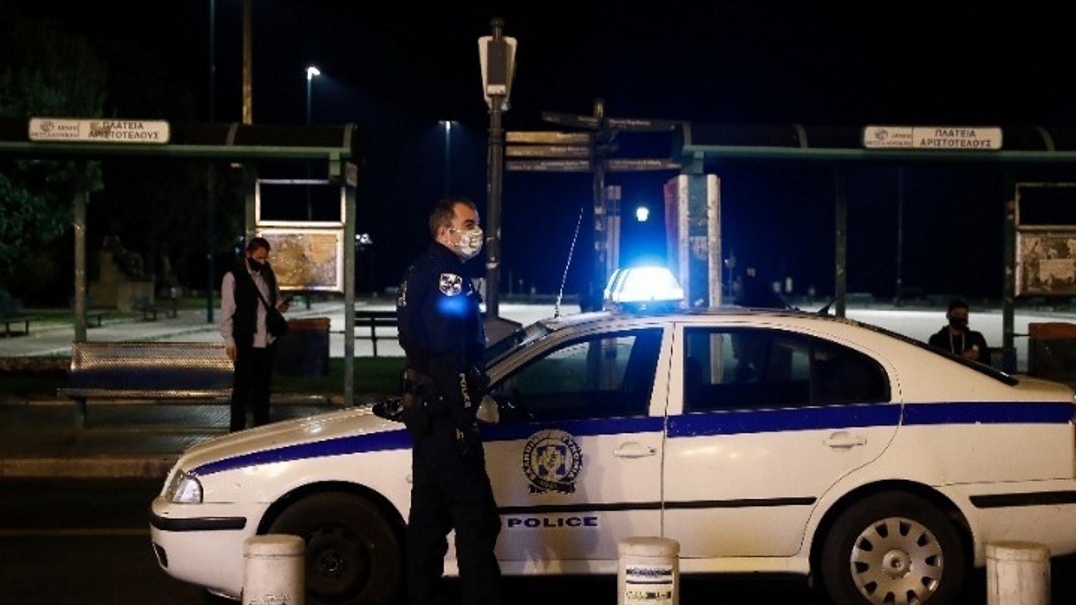 Lockdown: 1.686 παραβάσεις και πρόστιμα 544.100 ευρώ – Συλλήψεις και λουκέτα