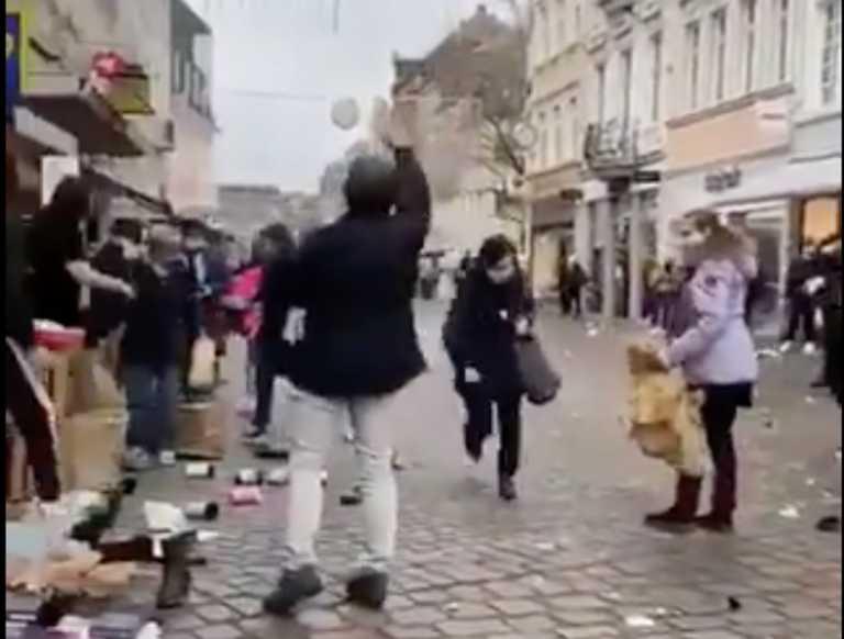 Αυτοκίνητο έπεσε στο πλήθος σε πόλη της Γερμανίας! Τουλάχιστον δυο νεκροί και πολλοί τραυματίες