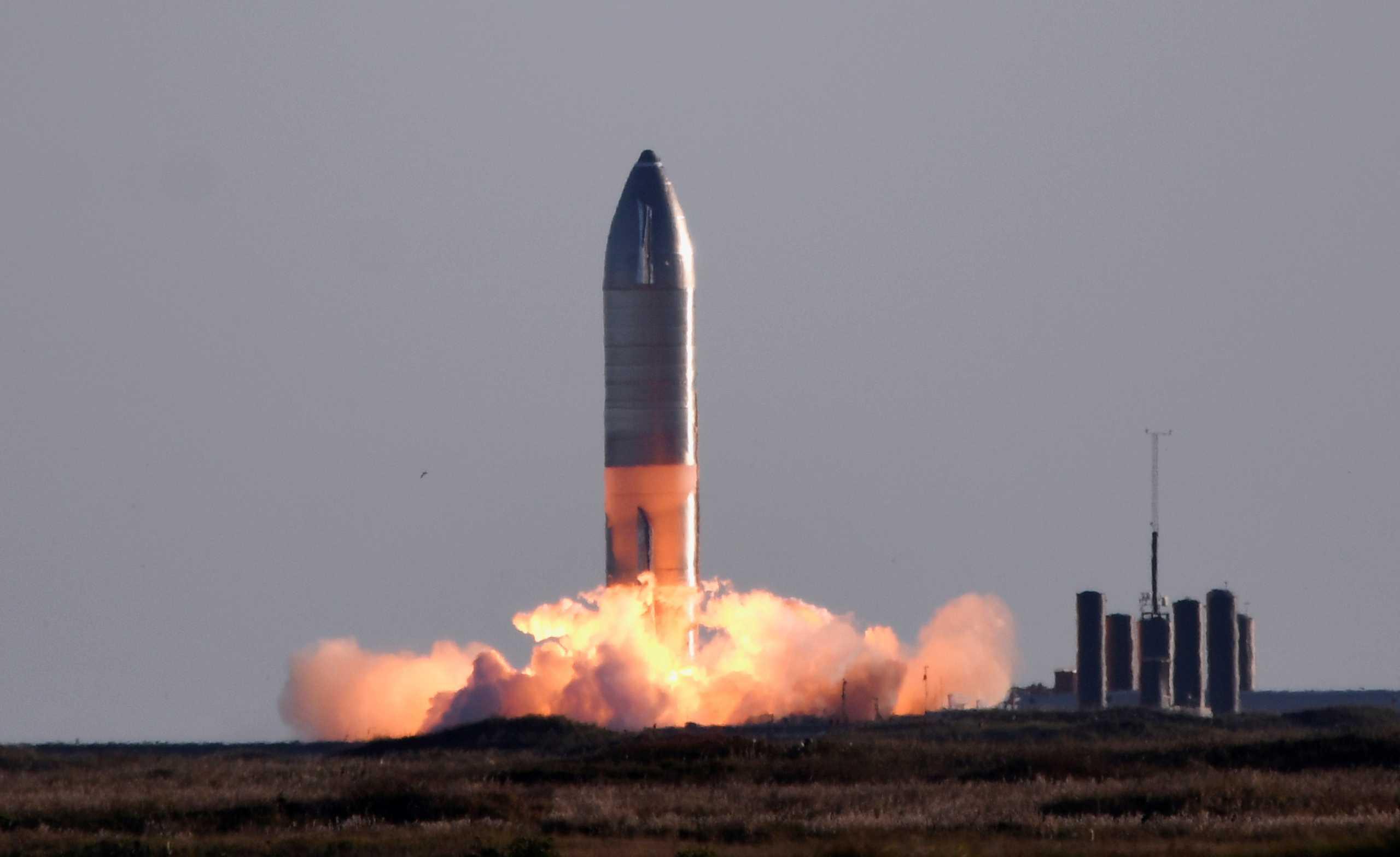 Η SpaceX… εκτοξεύτηκε στα 60 δισ. δολάρια