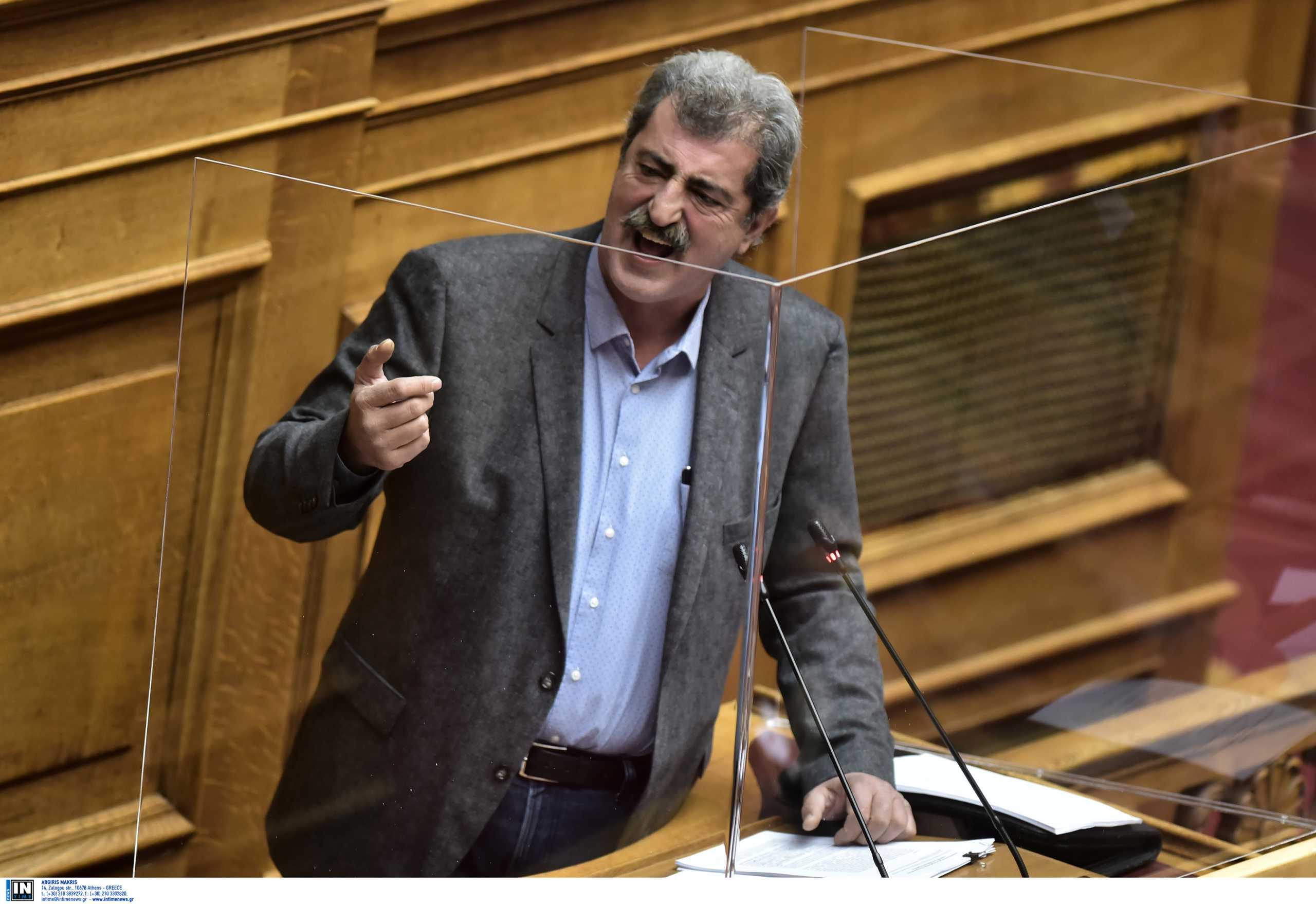 Με μαντινάδα απάντησε ο Πολάκης στην πρόταση για άρση της ασυλίας του