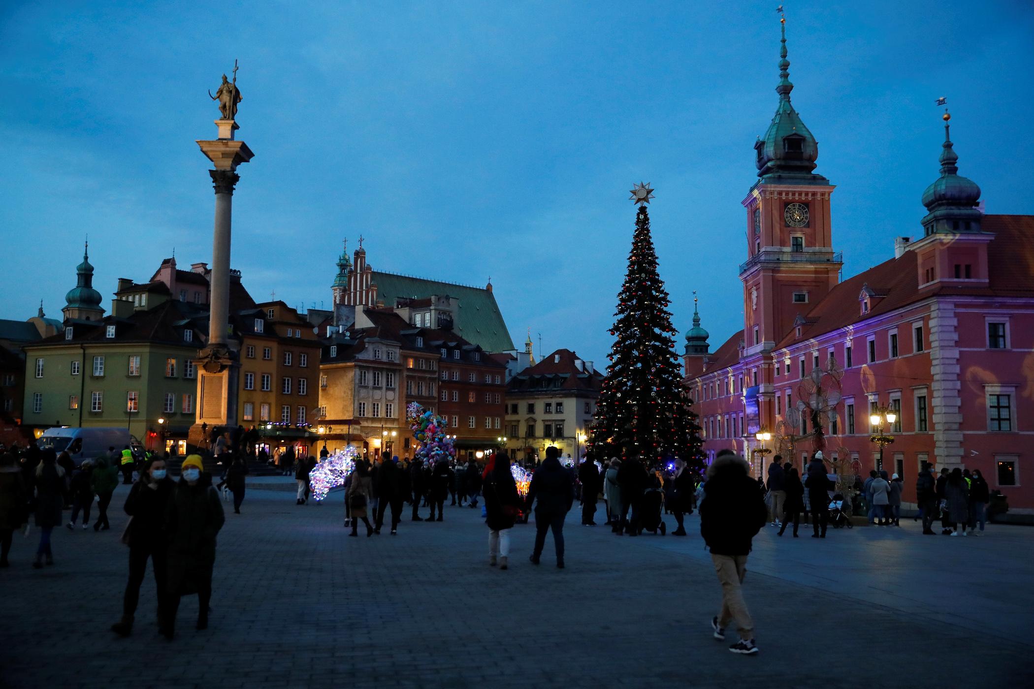 Πολωνία: Σκέψεις για παράταση των περιοριστικών μέτρων μέχρι τις 17 Ιανουαρίου