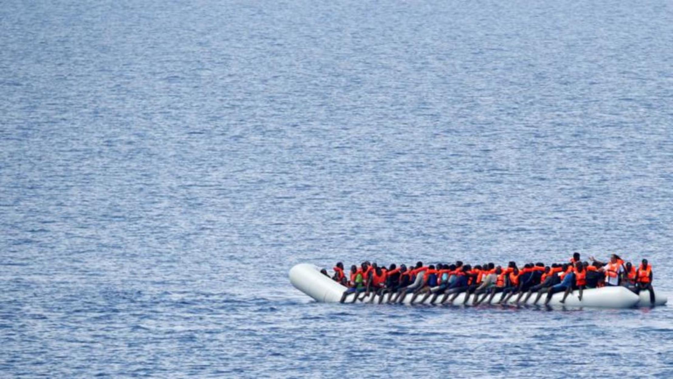 Διάσωση 160 μεταναστών στην Μεσόγειο – Αγνοούνται 110