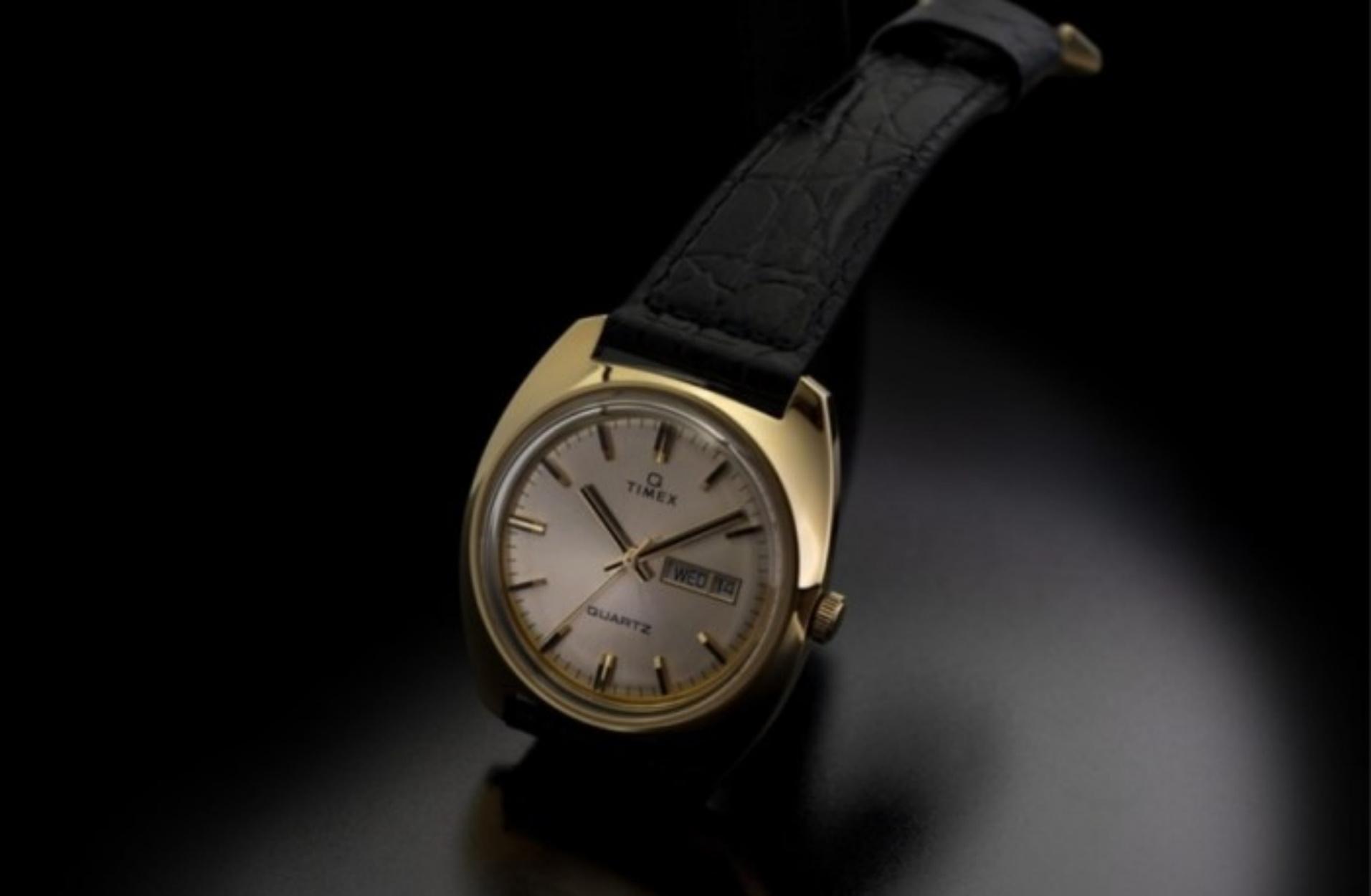 Η Timex αναβίωσε το θρυλικό μοντέλο Q Timex Marmont του 1975