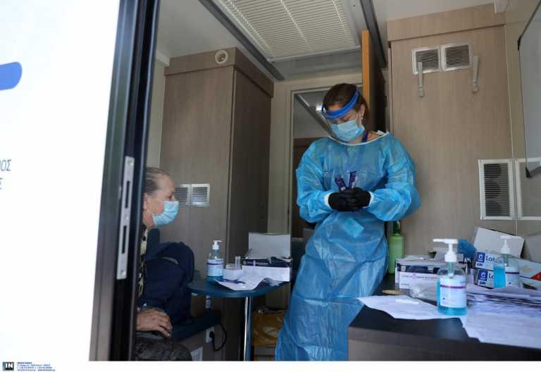 Κορονοϊός: 25 κρούσματα σε 974 rapid test του ΕΟΔΥ σε όλη την Ελλάδα