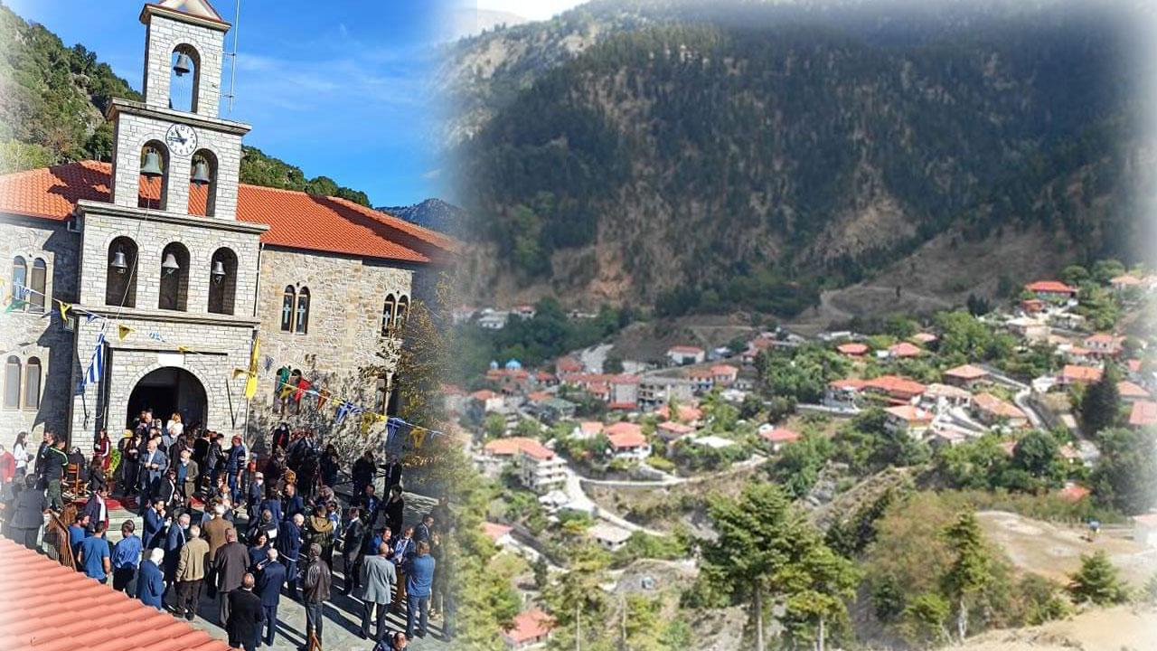 Ραπτόπουλο: Ο συνωστισμός σε εκκλησία έφερε διασπορά του κορονοϊού και σκληρό lockdown;