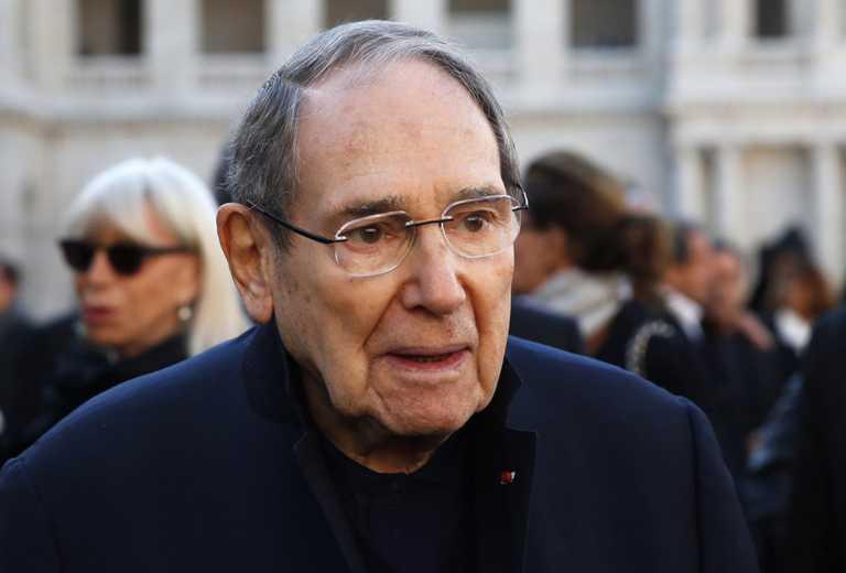 Ρομπέρ Οσέν: Πέθανε το «ιερό τέρας» του γαλλικού θεάτρου