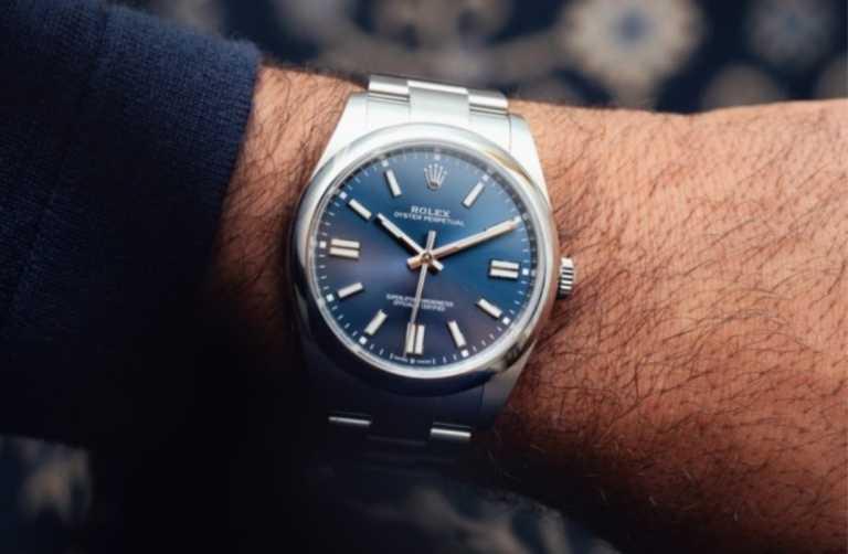 Οι τρεις καλύτερες εναλλακτικές στο Rolex Oyster Perpetual 41 με μπλε καντράν