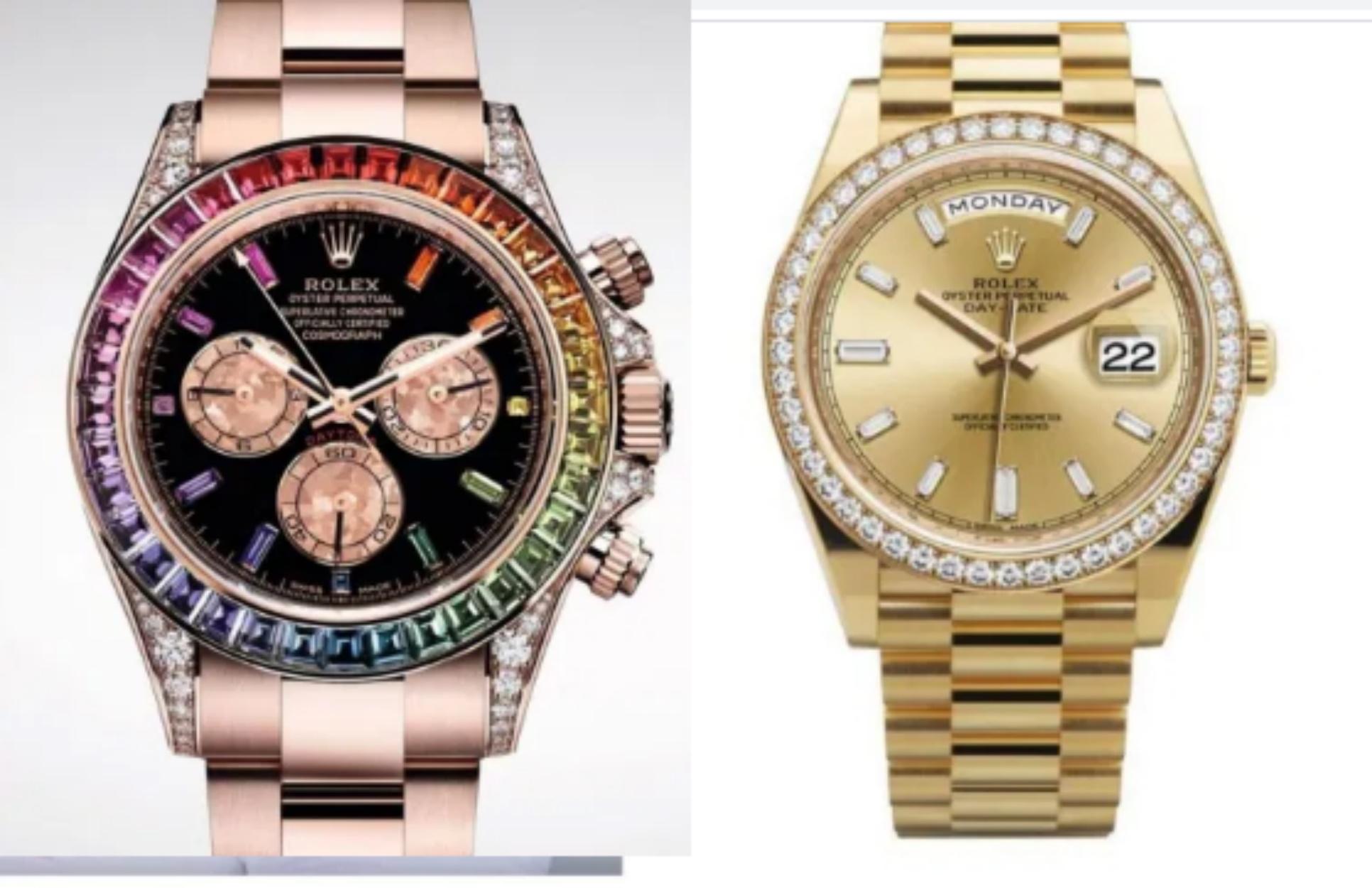 Δείτε τα ρολόγια που φορούν 5 ράφτες της θρυλικής Savile Row του Λονδίνου