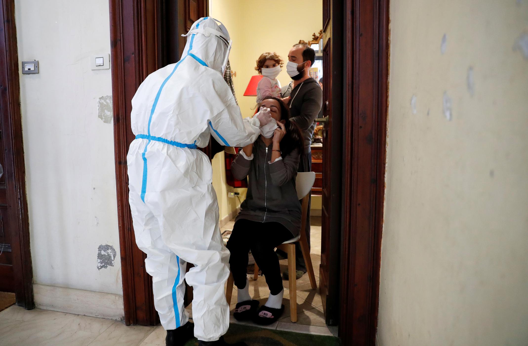 Ιταλία: 761 νεκροί και πάνω από 18.000 κρούσματα κορονοϊού