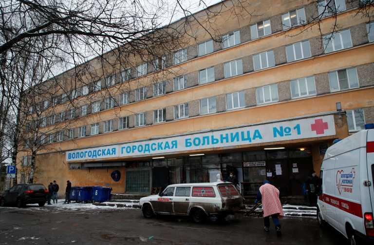 Ρωσία: 590 νεκροί και πάνω από 24.000 νέα κρούσματα κορονοϊού