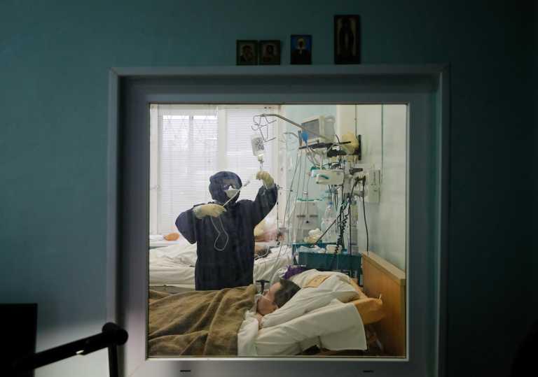 Ρωσία – Κορονοϊός: 11.198 κρούσματα και 446 νεκροί το τελευταίο 24ωρο