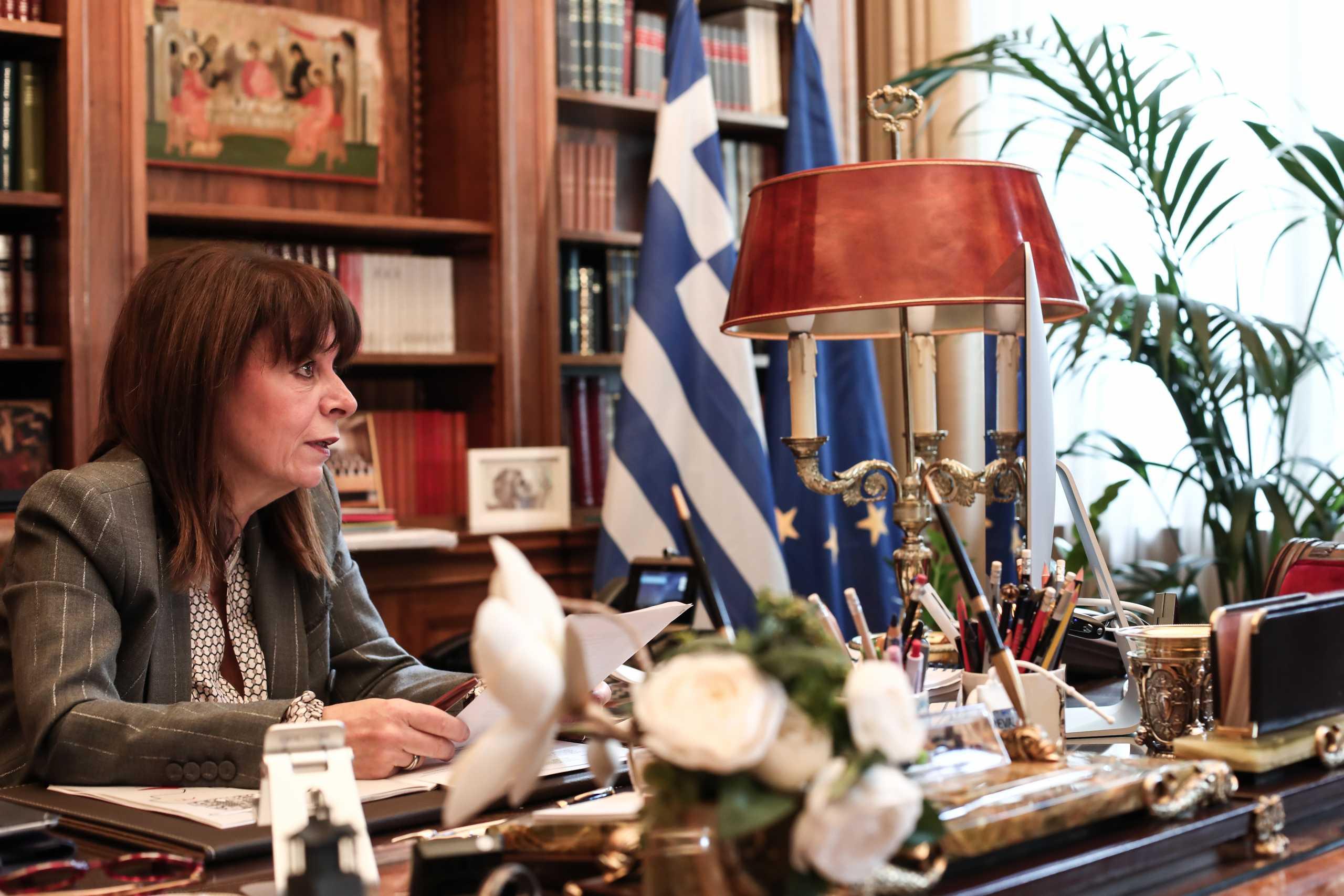 Σακελλαροπούλου: Ο Ζισκαρ Ντ' Εστέν σημάδεψε την πολιτική ζωή της Ευρώπης