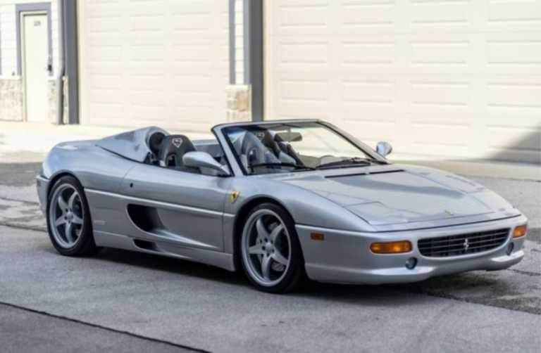 Η custom Ferrari του Σακίλ Ο'Νιλ μπορεί τώρα να γίνει δική σου – Αρκεί να είσαι 2 μέτρα!