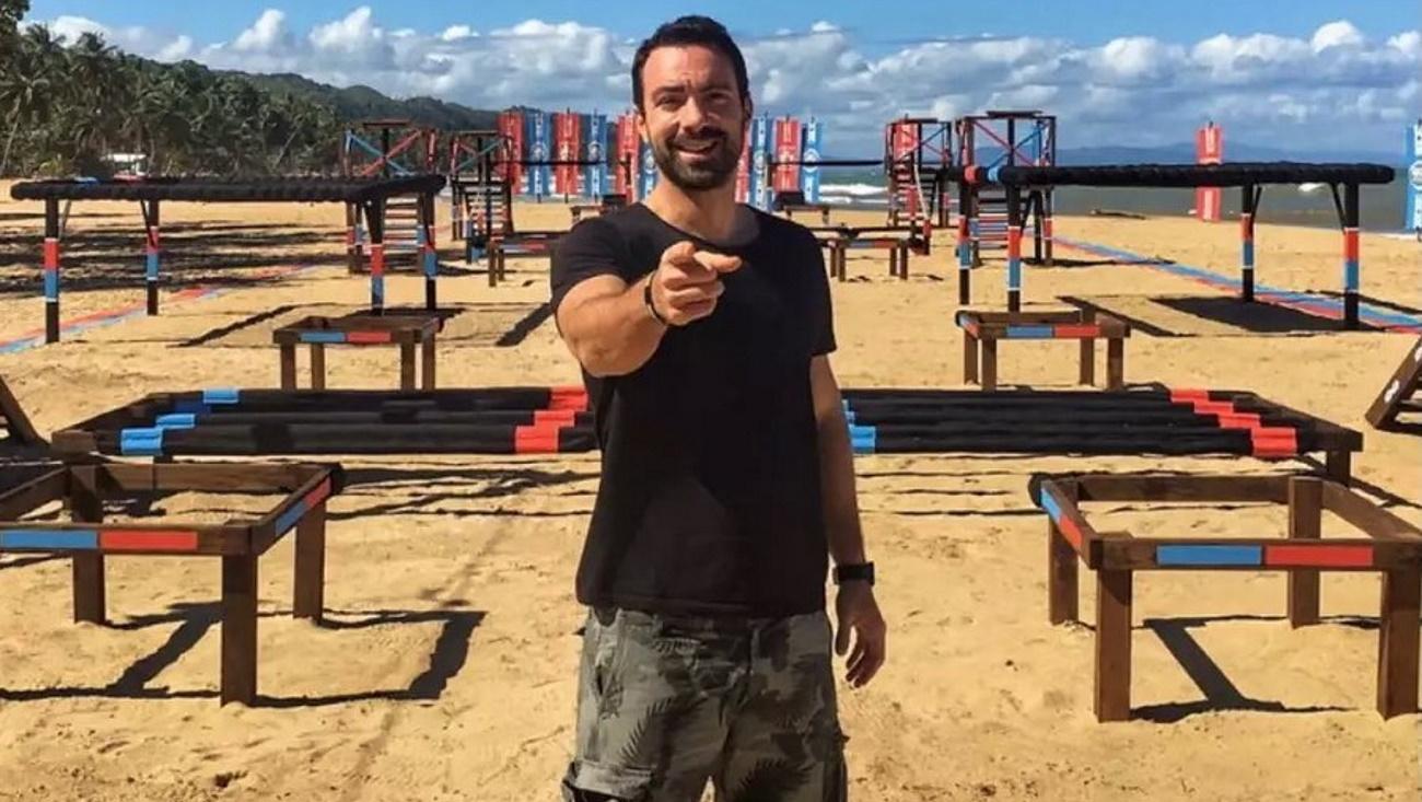 Τι γράφει ο Σάκης Τανιμανίδης για το οριστικό τέλος του με το Survivor;