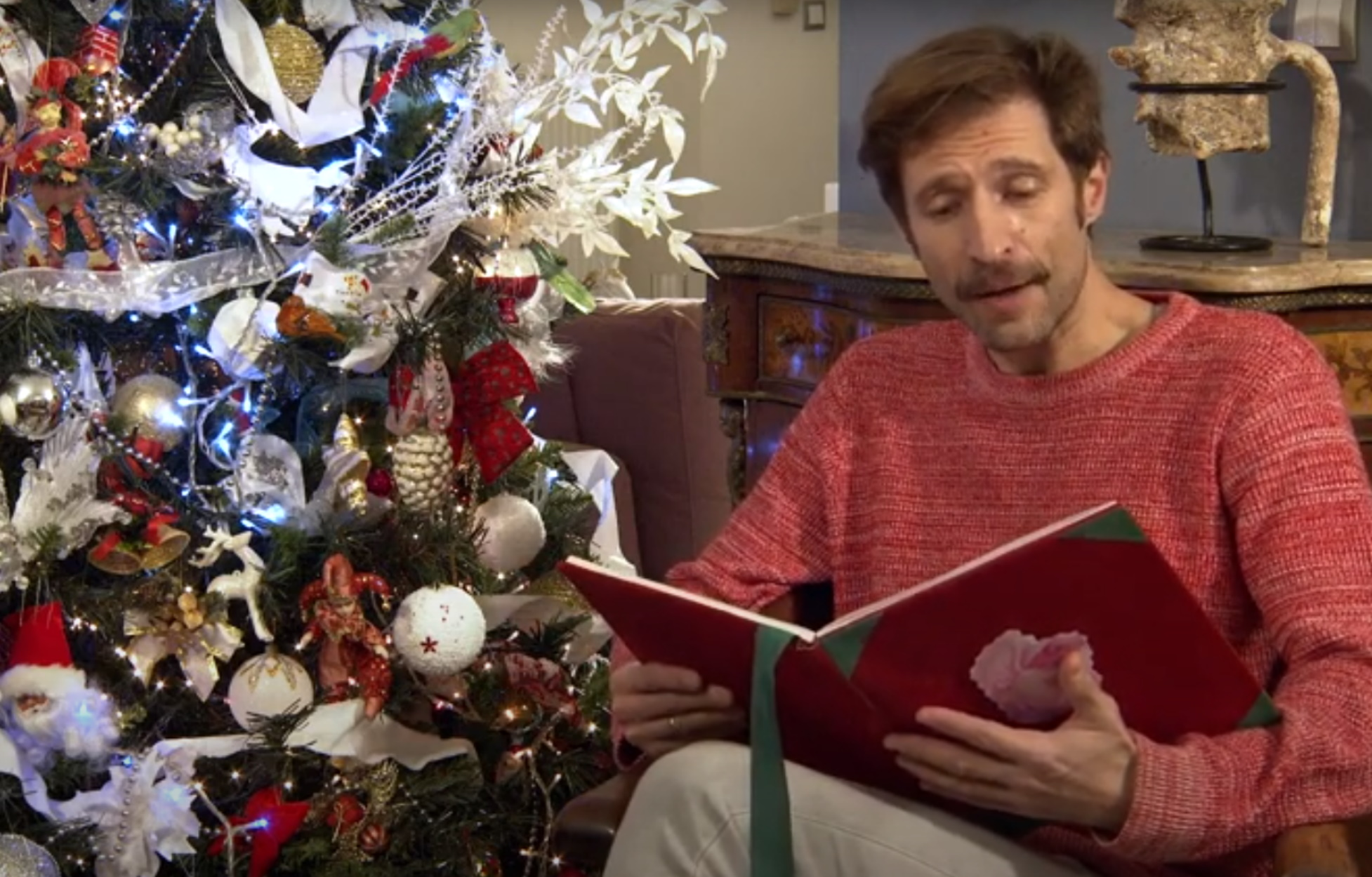 Το Αστέρι που έγινε Άγγελος: Διαδικτυακή Χριστουγεννιάτικη Παράσταση από το Δήμο Αγίας Βαρβάρας