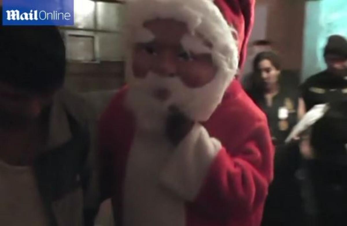 Επική σύλληψη στην Αργεντινή: «Άγιος Βασίλης» έπιασε φυγά που καταζητούνταν για μήνες (vid)