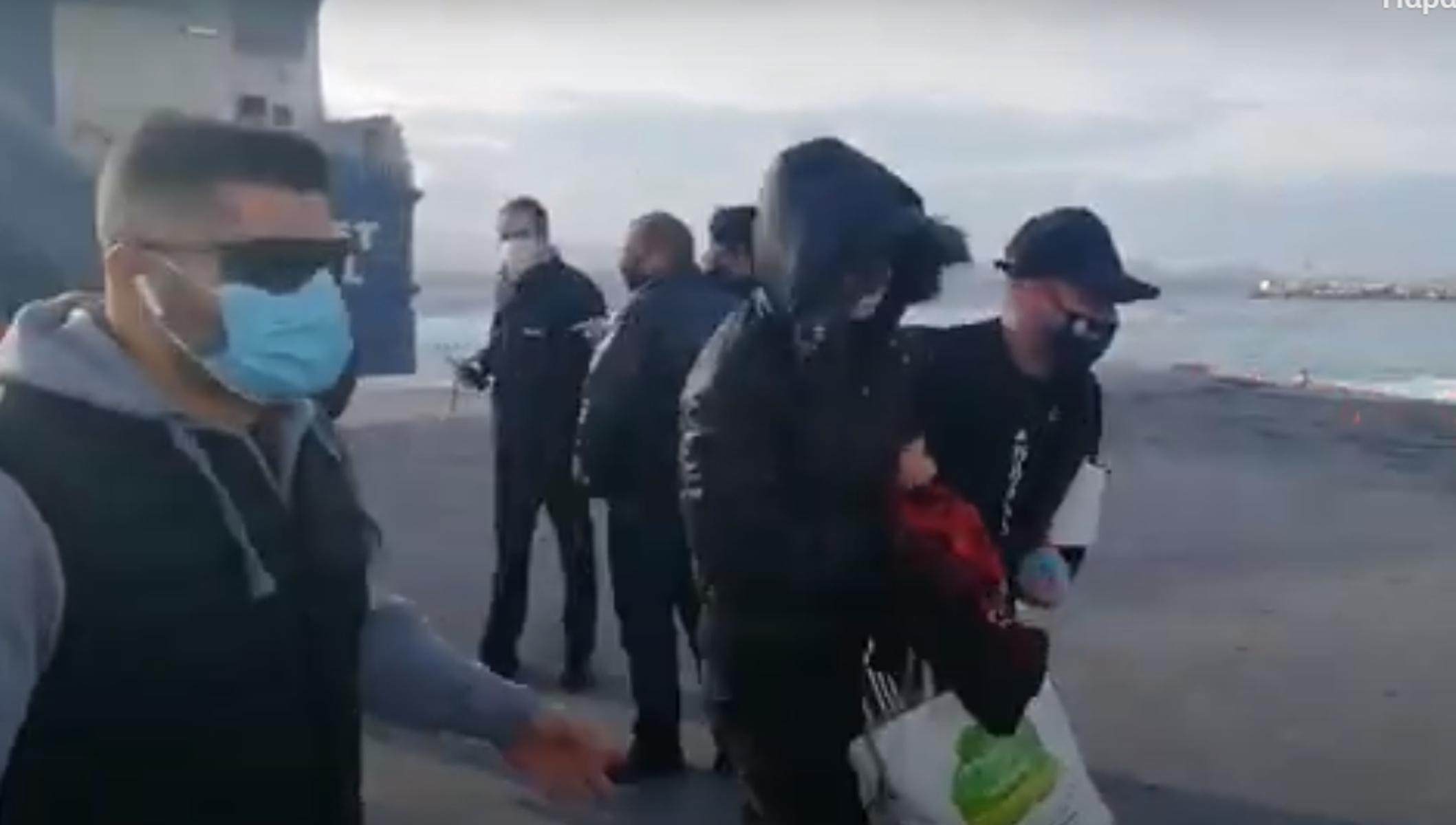 Στην εισαγγελία Νάξου ο δράστης της δολοφονίας του ξενοδόχου στη Σαντορίνη