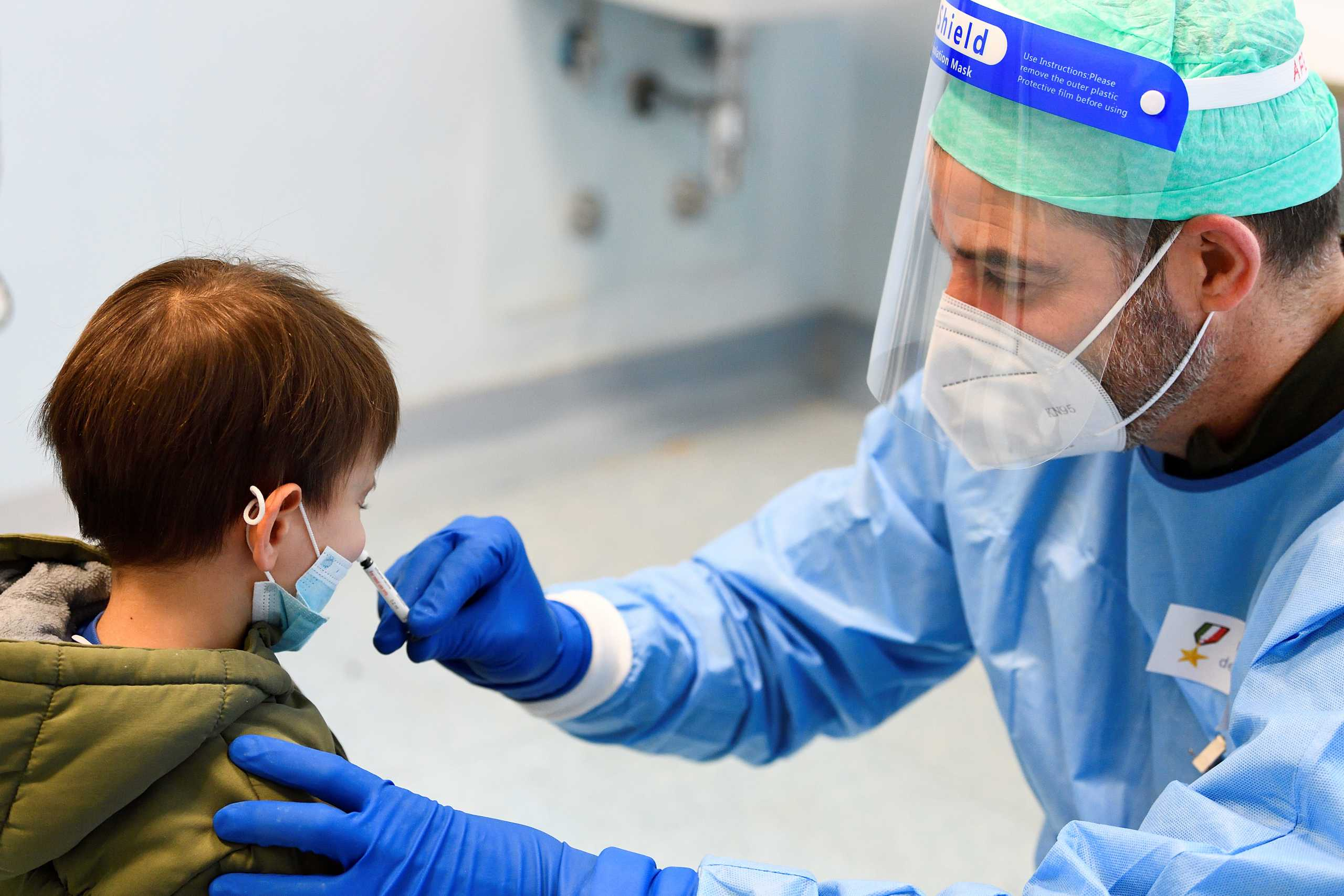 Κορονοϊός: Η ρεδμεσιβίρη αποτελεσματική και στα παιδιά με σοβαρή Covid-19