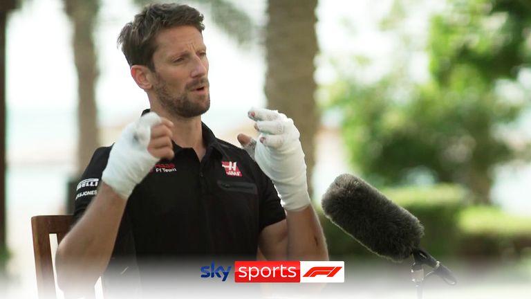 «Δεν μπορεί να τελειώσει έτσι η πορεία μου στην F1» – Συγκλονίζει ο Romain Grosjean μιλώντας για το ατύχημα που έκοψε την ανάσα των θεατών [vid]