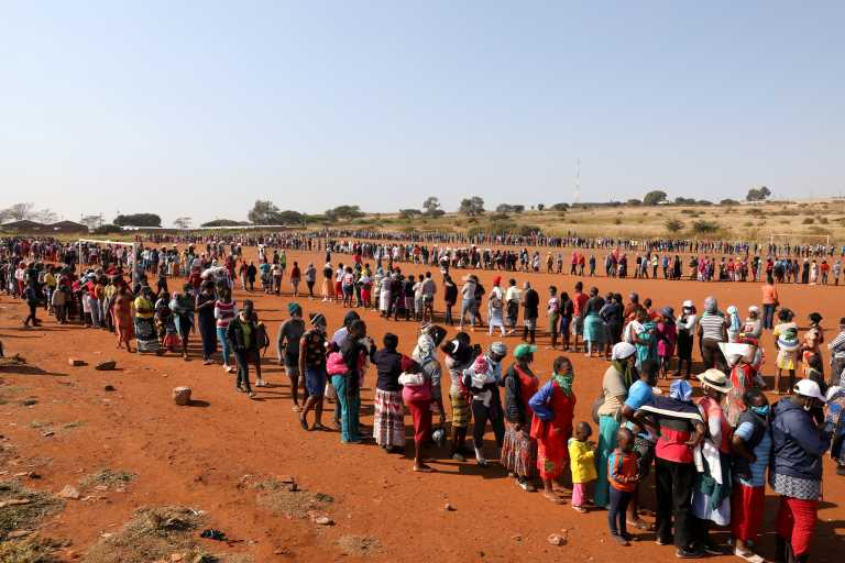 Αφρική: Αριθμός ρεκόρ των εσωτερικά εκτοπισμένων στην περιοχή του Σαχέλ