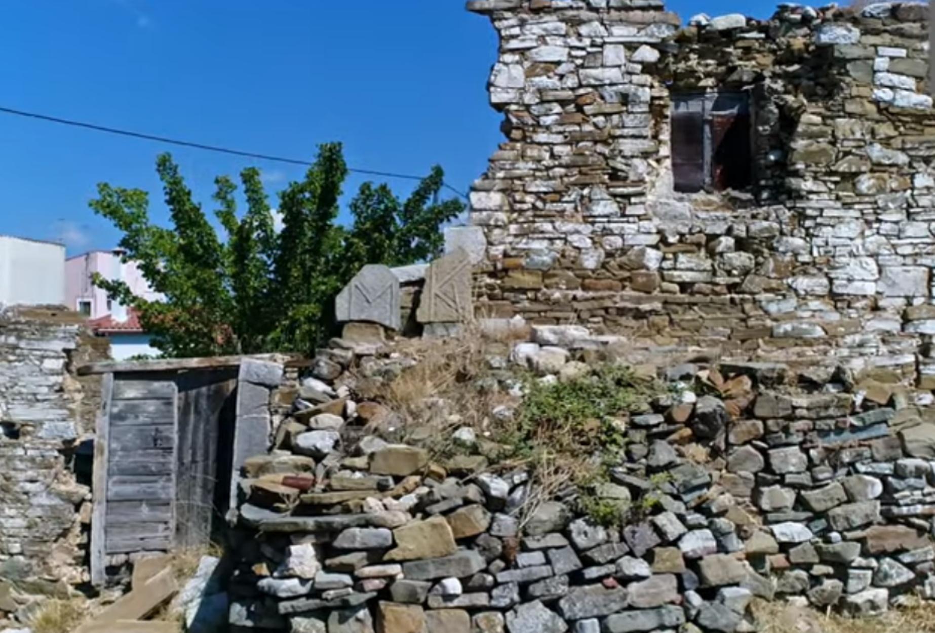 Αυτό είναι το άγνωστο πατρικό σπίτι της Μαρίας Κάλλας στη Μεσσηνία