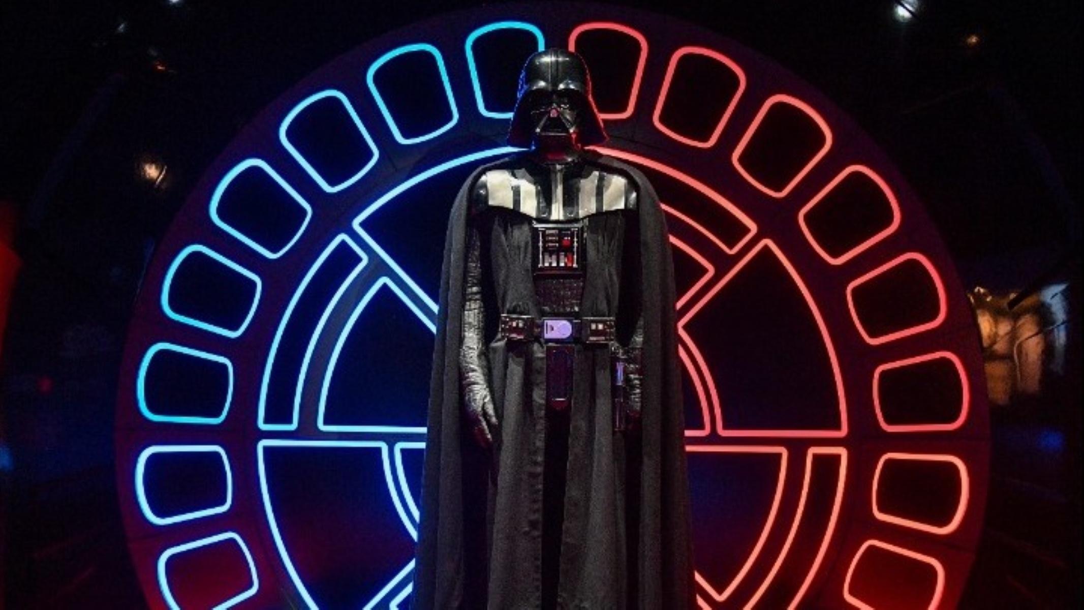 Ο Νταρθ Βέιντερ είναι ο απόλυτος κακός του Star Wars