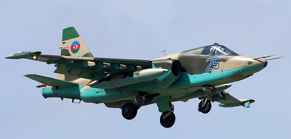 Το παραδέχτηκαν οι Αζέροι: Οι Αρμένιοι κατέρριψαν μαχητικό αεροσκάφος Su-25