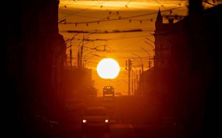 Γερμανία: Το 2020 η δεύτερη θερμότερη χρονιά από το 1881
