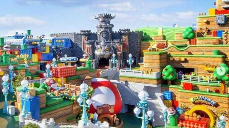 Τον Φεβρουάριο ανοίγουν οι πύλες του Super Nintendo World