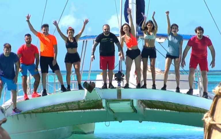 Η μεγάλη πρεμιέρα έγινε στο Survivor κι αυτοί κέρδισαν το πρώτο πλεονέκτημα