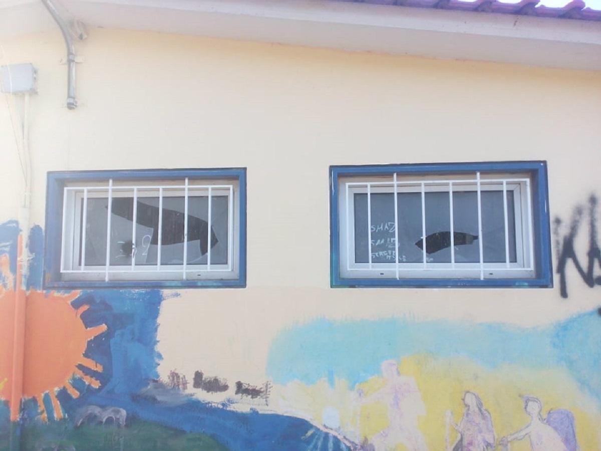 Θεσσαλονίκη: Αλητείες σε σχολεία με εικόνες που προβληματίζουν! Ανάστατη η Θέρμη (Φωτό)