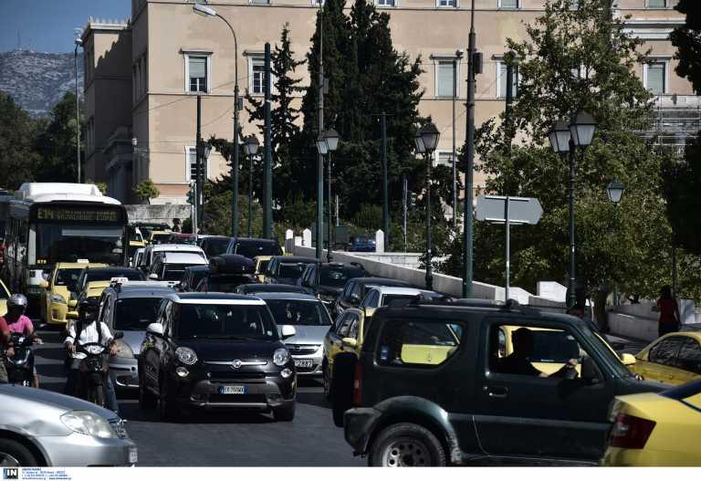 «Φακελώνονται» όλα τα ΙΧ αυτοκίνητα είτε κυκλοφορούν ή είναι σε ακινησία