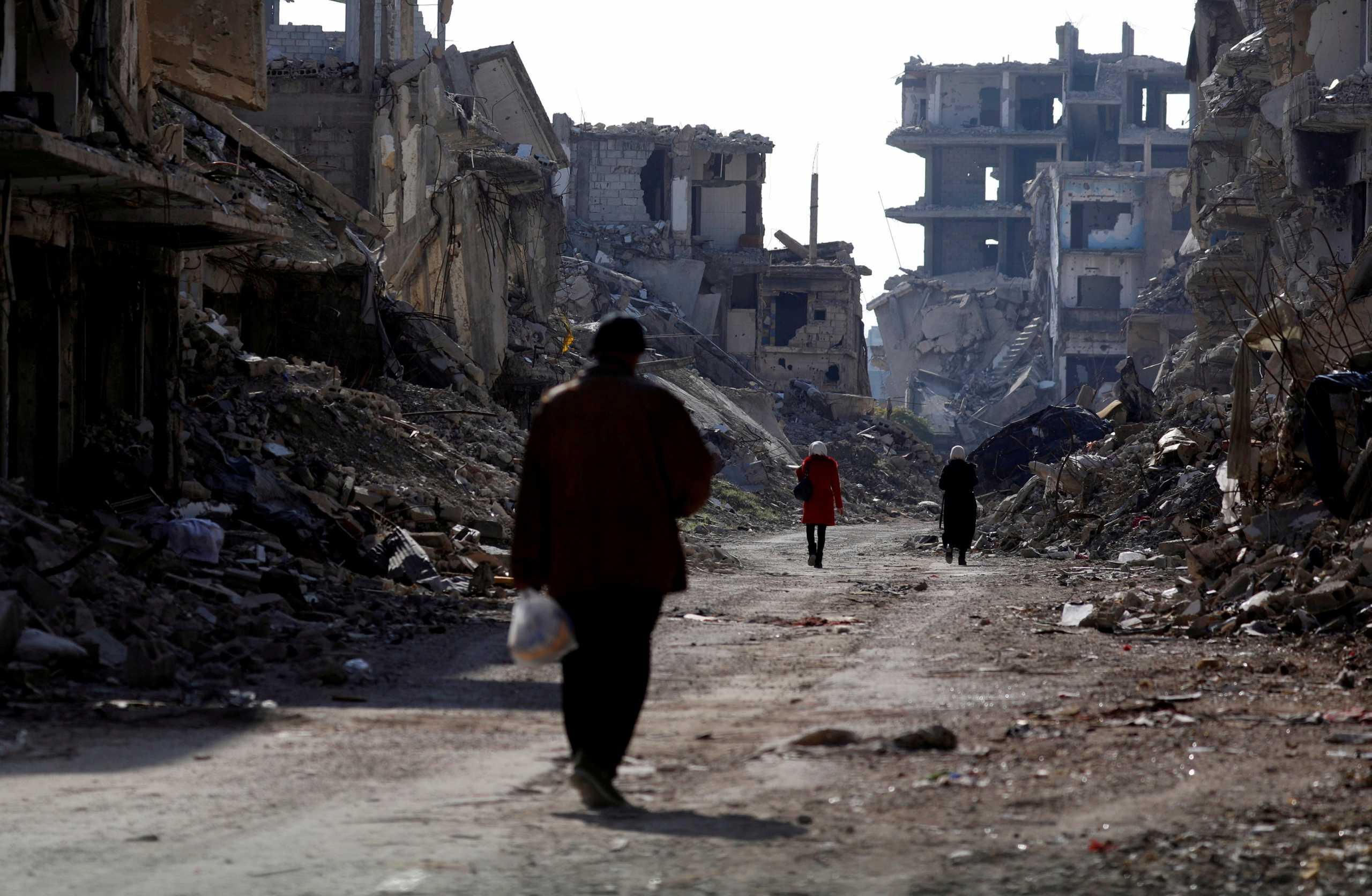 Η Γερμανία θα ξεκινήσει και πάλι τις απελάσεις προς τη Συρία