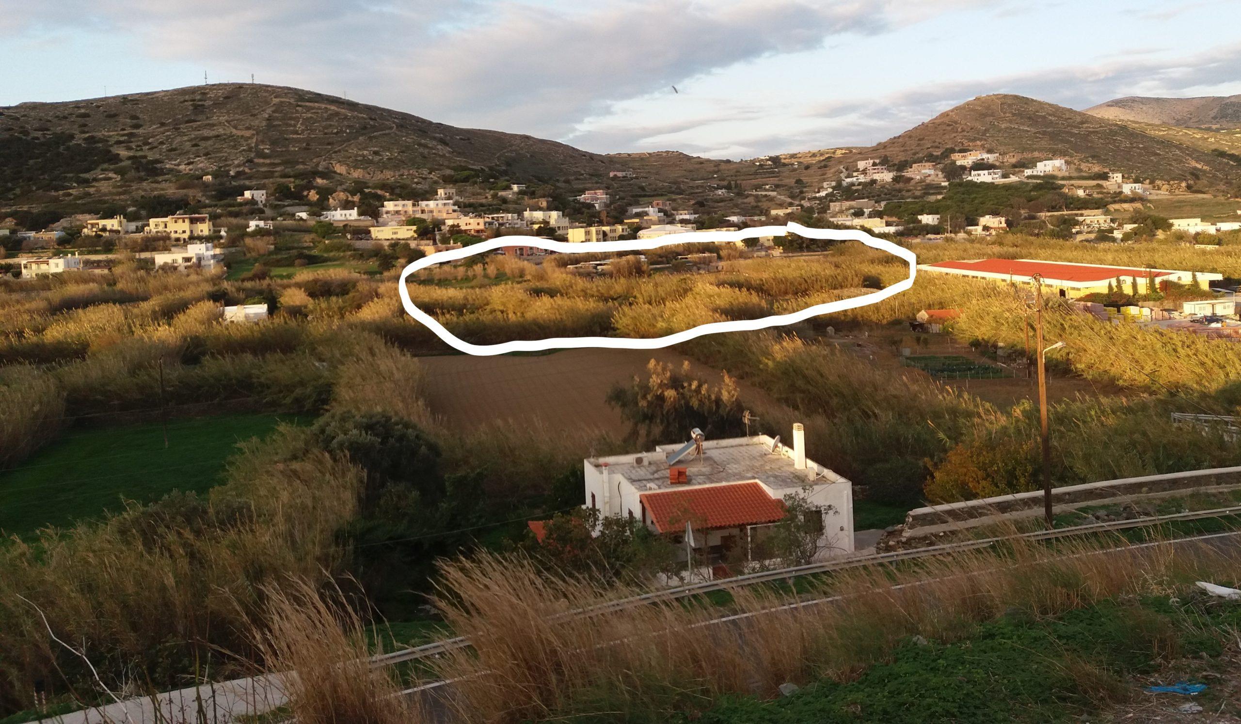 Σύρος: Το δημόσιο αγόρασε αυτό το οικόπεδο με 300.000 ευρώ – Το σχέδιο της επόμενης μέρας