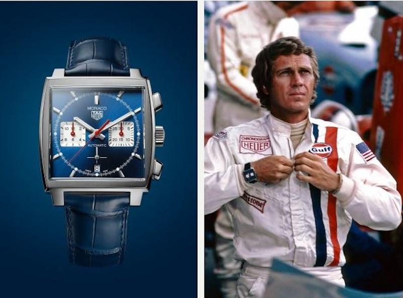 Το ρολόι-μύθος του Steve McQueen βγαίνει σε δημοπρασία! [vid]