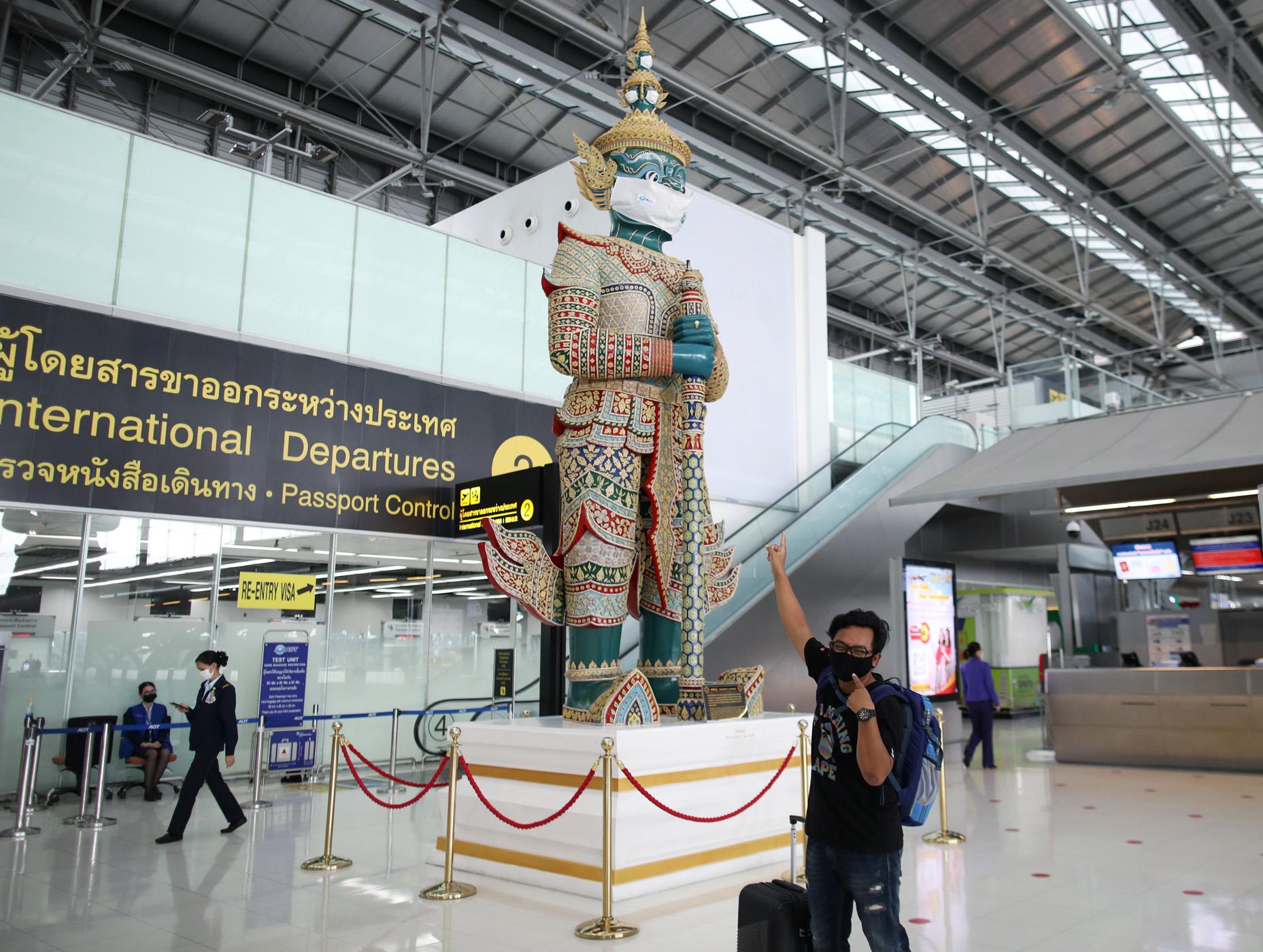 Κορονοϊός: 576 νέα κρούσματα στην Ταϊλάνδη
