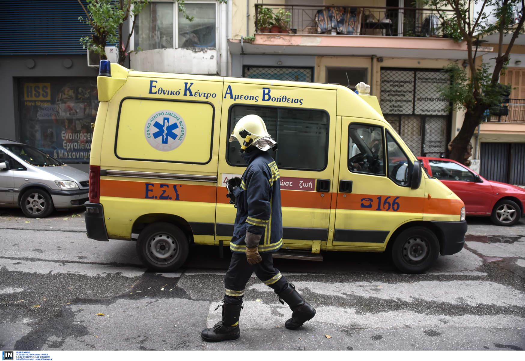 Πάργα: Κάηκε ζωντανός μέσα στο σπίτι του – Τραγωδία σε φλεγόμενη μονοκατοικία