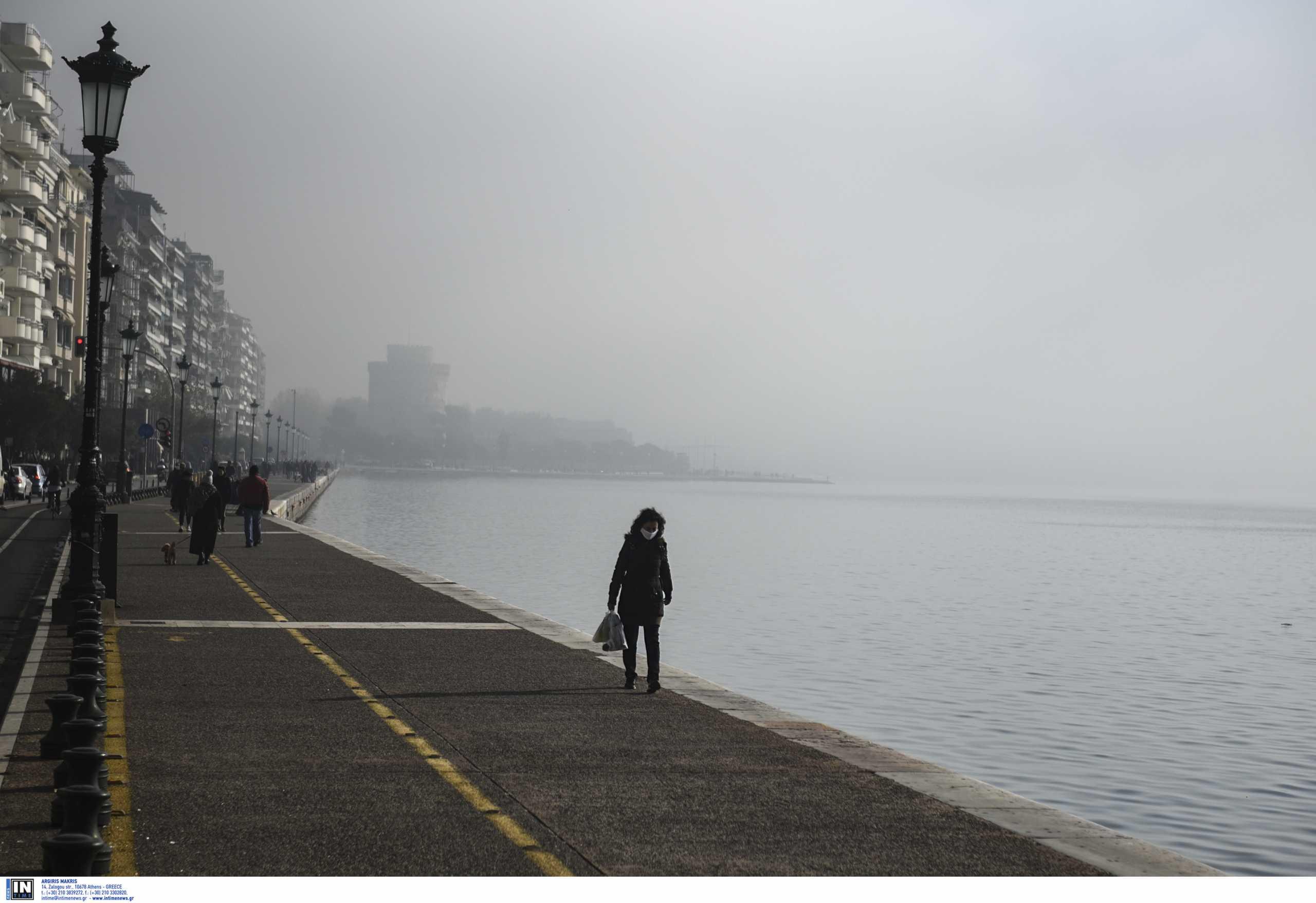 Θεσσαλονίκη: Έπεσε στο πορτοκαλί το ιικό φορτίο του κορονοϊού στα λύματα