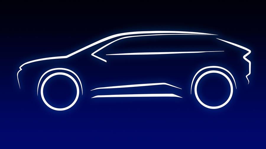 Η Toyota ετοιμάζει ηλεκτρικό SUV