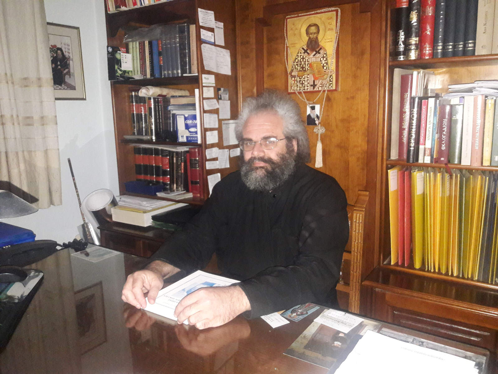 Τρίκαλα: 45 χρόνια ζωής η Σχολή Βυζαντινής Μουσικής της Ιεράς Μητροπόλεως Τρίκκης και Σταγών