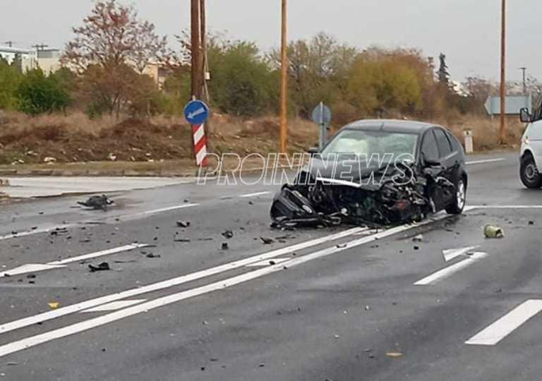 Ένας νεκρός σε σύγκρουση αυτοκινήτων στην Καβάλα