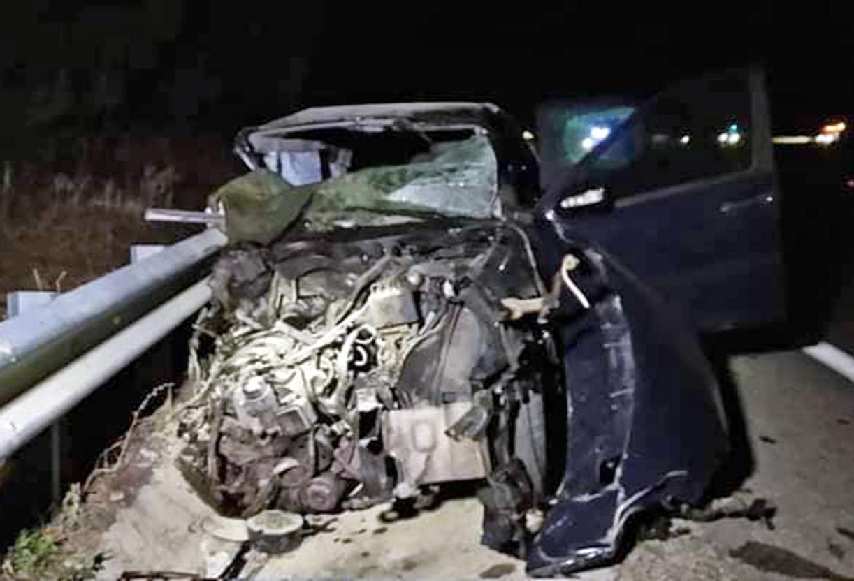 Καβάλα: Καταδίωξη διακινητή μεταναστών με 9 τραυματίες (vid)