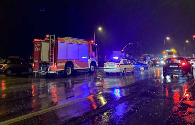 Παρουσιάστρια της Θεσσαλονίκης σκοτώθηκε σε τροχαίο – Τούμπαρε το αυτοκίνητό της