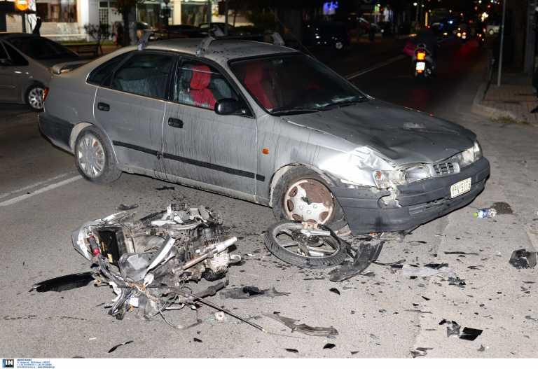 Ηράκλειο: Οδηγούσε μεθυσμένος και προκάλεσε τροχαίο